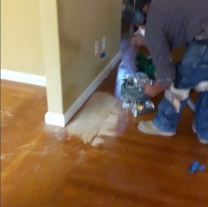 hardwood floor sanding | West Coast Floor Company, Vallejo, CA 94590