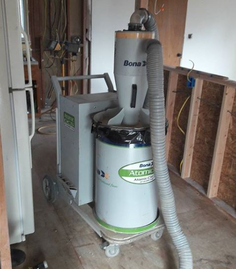 dustless vacuum system, West Coast Floor Co, Napa and Vallejo, CA