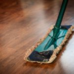 how to care for wood floors in Napa and Vallejo, CA
