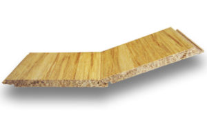 natural strand woven bamboo