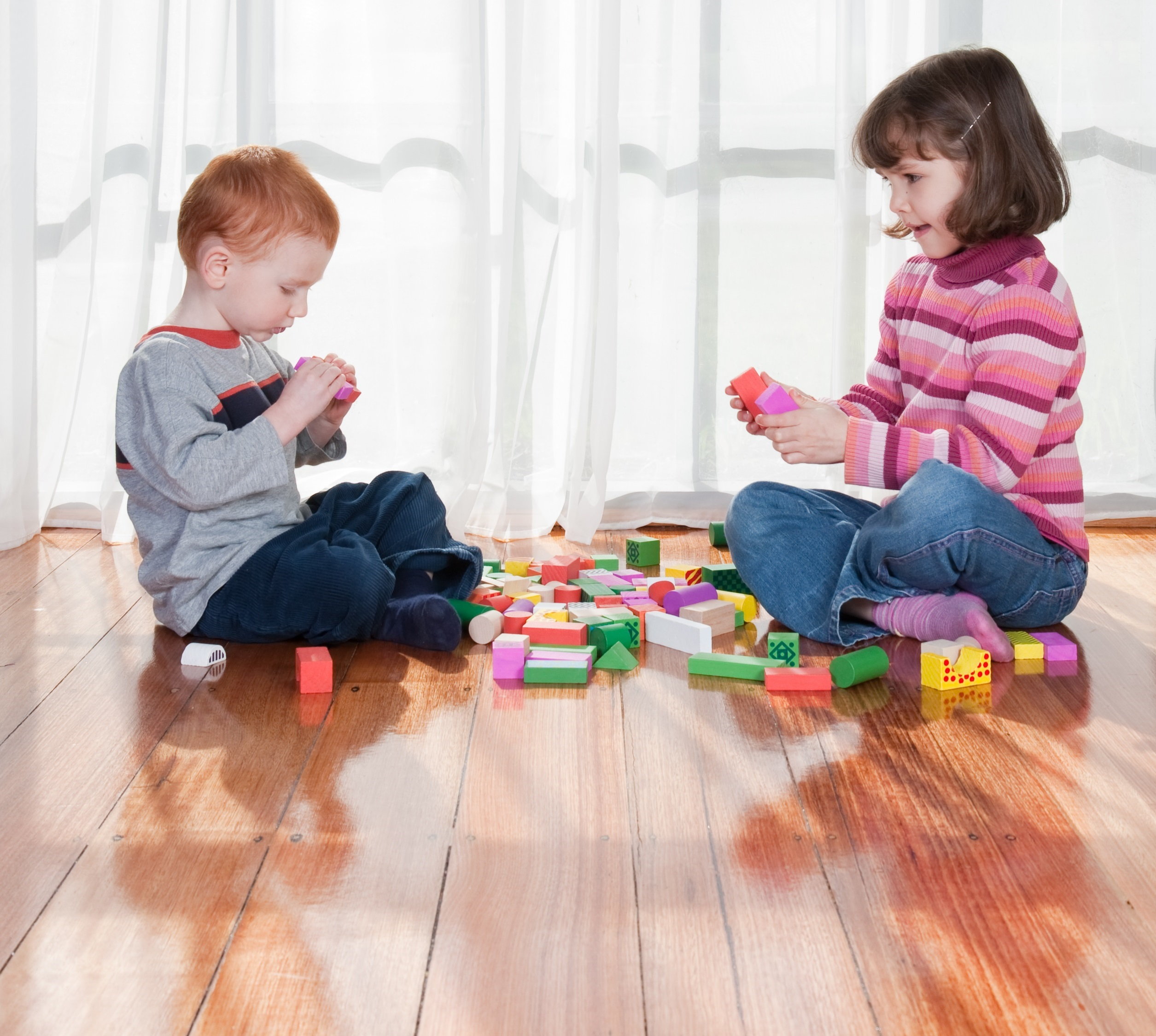 how to protect your hardwood floor from kids and pets